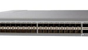 Cisco N9K-C93180YC-EX Nexus 48-Port 1/10G/25G SFP+ 6x 40G/100G QSFP28 Ethernet Switch