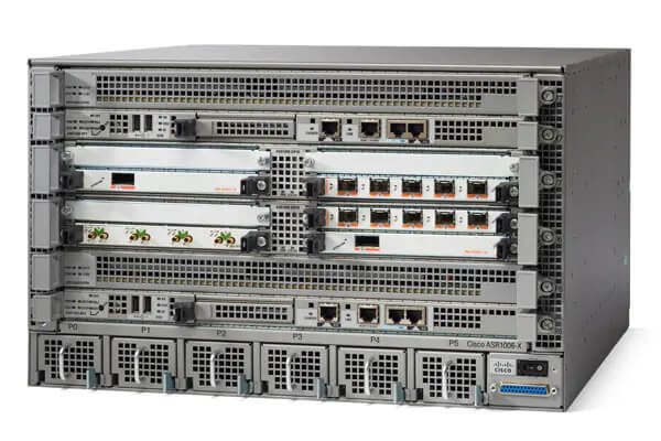 Cisco ASR1006-X ASR 1000 Series Router Chassis